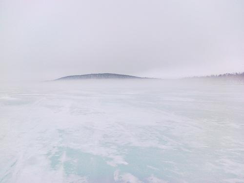 Sumua_pilkkijärvellä